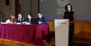 Ulrike Tietze Direttrice Cooperazione Linguistica e Didattica del Goethe-Institut  ©Musacchio&Ianniello