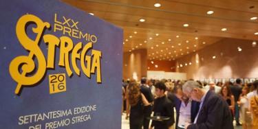 LXX edizione del Premio Strega, 8 luglio 2016 — presso Auditorium Parco della Musica - Roma.