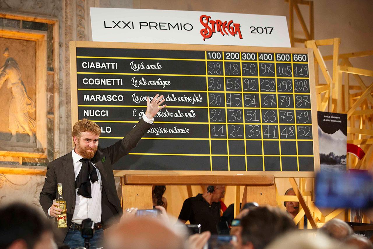 Paolo Cognetti. Vincitore del LXXI Premio Strega ©Riccardo Musacchio & Flavio Ianniello