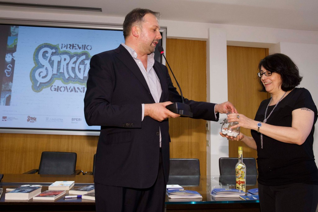 Premio Strega giovani 2016  ©Musacchio & Ianniello — presso CIVITA.