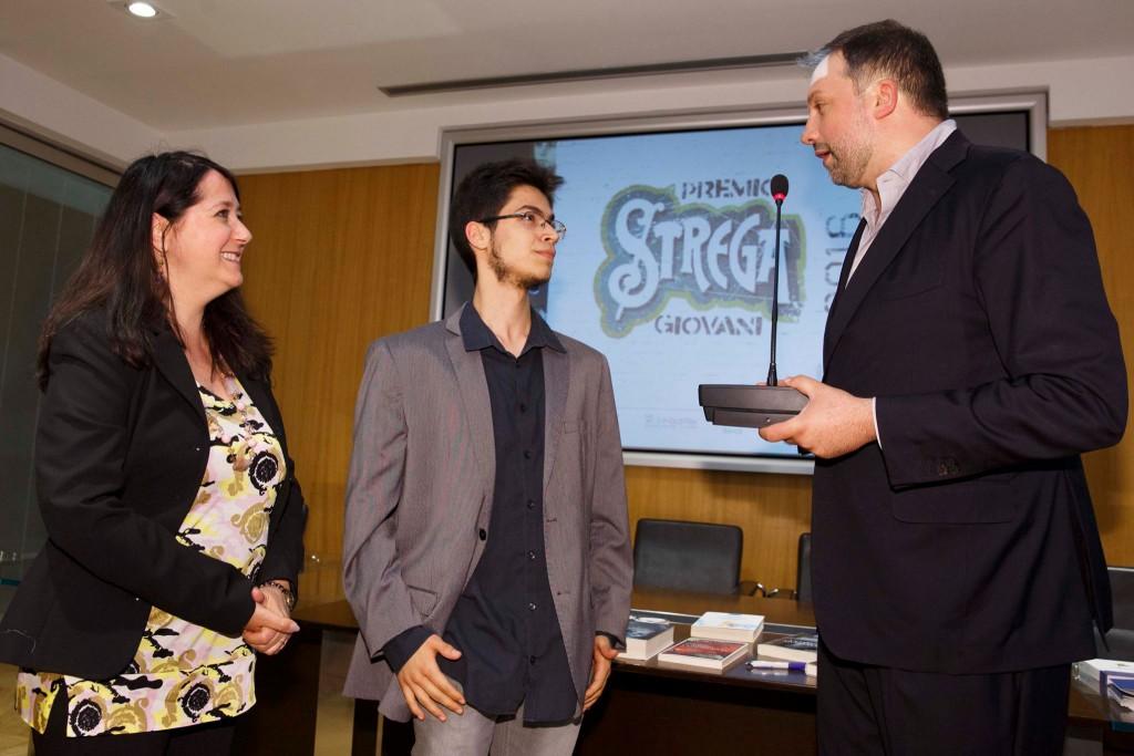 Il Liceo Seneca vince la collana dei vincitori del Premio Strega Mondolibri  Premio Strega giovani 2016  ©Musacchio & Ianniello — presso CIVITA