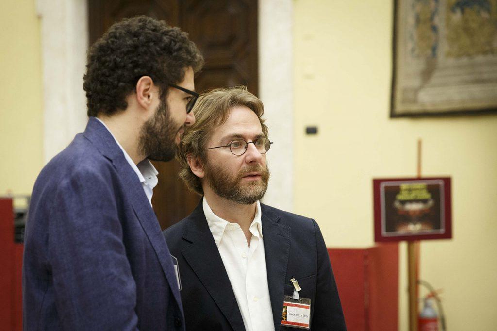 Marco Rossari -  Roma, Camera dei Deputati 13 06 2017 Premio Strega Giovani a Paolo Cognetti ©Musacchio & Ianniello