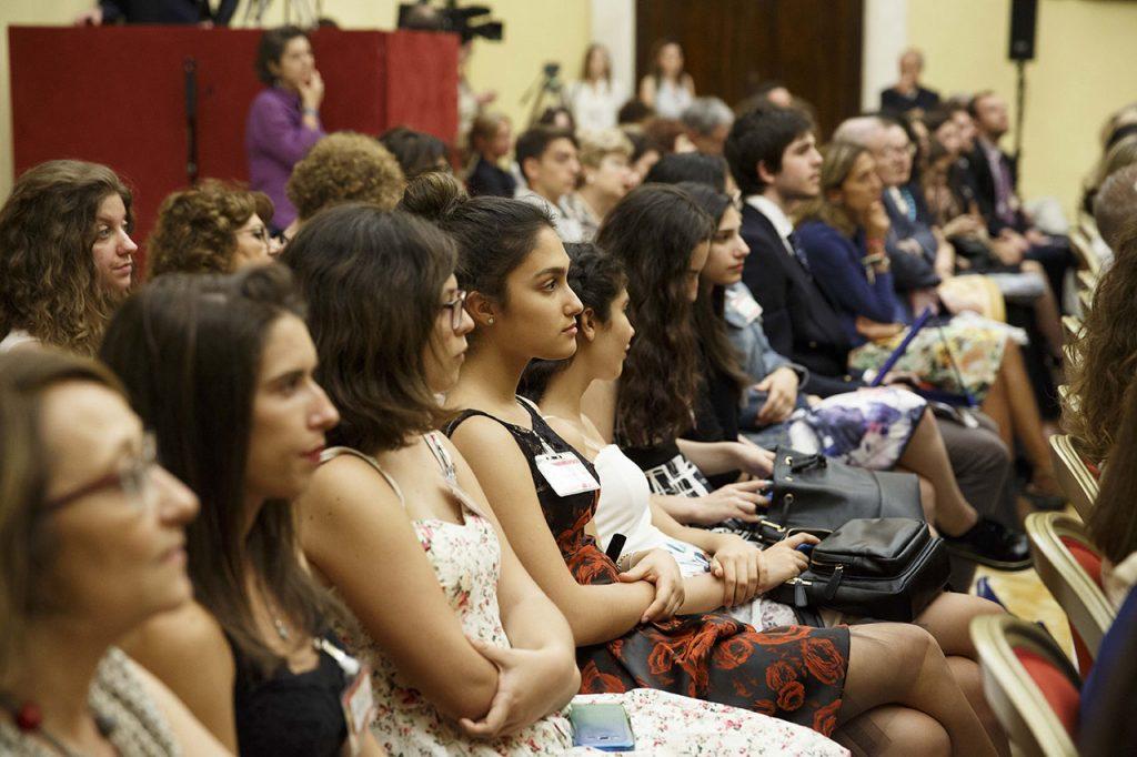 Roma, Camera dei Deputati 13 06 2017 Premio Strega Giovani a Paolo Cognetti ©Musacchio & Ianniello
