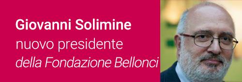 Immagine: Giovanni Solimine, nuovo presidente della Fondazione Bellonci