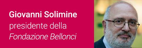Giovanni Solimine presidente della Fondazione Bellonci