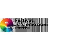 Logo per Festival delle Emozioni Terracina
