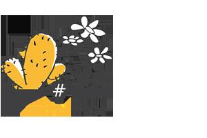 Logo per Fuoriluogo il festival letterario della Città di Biella