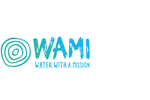 Logo per Wami Water with a mission