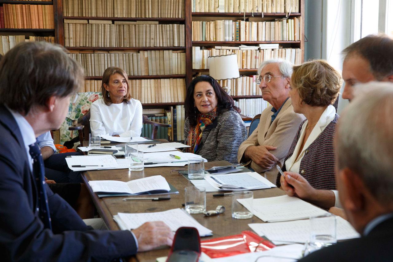 Riunione del Comitato Scientifico