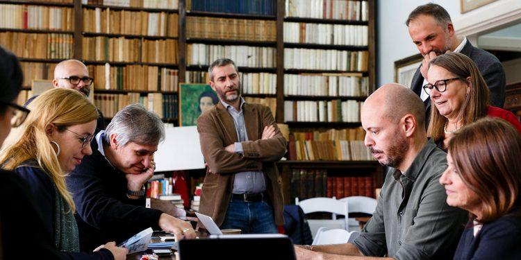 immagine per Riunione del comitato scientifico. Premio Strega Ragazze Ragazzi 2019. @Musacchio, Ianniello & Pasqualini