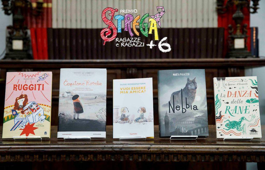 Libri finalisti Premio Strega Ragazzi